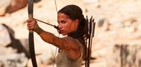 Bild zu:  Alicia Vikander in Tomb Raider