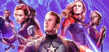 Bild zu:  Chris Evans als Captain America in Avengers 4: Endgame
