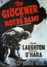 Der Glöckner von Notre Dame - Poster