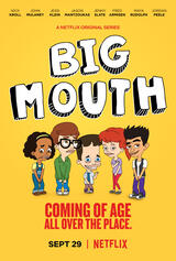 Big Mouth - Poster