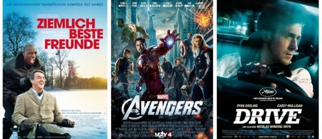 Top 20 der bestbewertetsten Filme