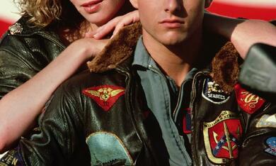 Top Gun - Sie fürchten weder Tod noch Teufel mit Tom Cruise und Kelly McGillis - Bild 9