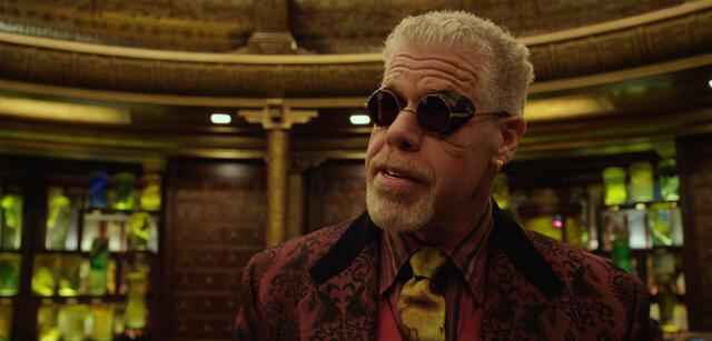Ron Perlman in Pacific Rim