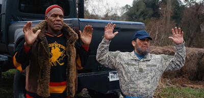 Danny Trejo und Danny Glover in Bad Asses on the Bayou