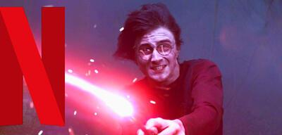 Harry Potter v Netflix
