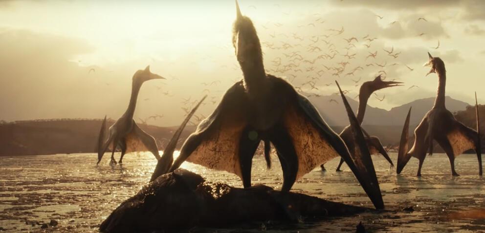 Jurassic World 3: Dominion lässt die Dinos auf die ganze Welt los