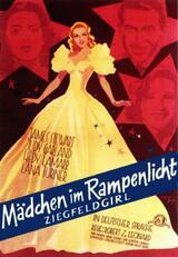 Mädchen im Rampenlicht - Poster