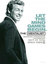 The Mentalist - Staffel 2 - Poster