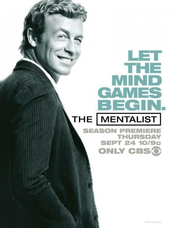 Mentalist Staffel 2