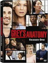 Grey's Anatomy - Staffel 1 - Poster