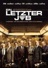 Ein letzter Job - Poster