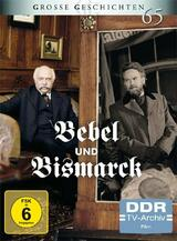 Bebel und Bismarck - Poster