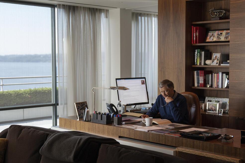 Der Mensch Bill Gates, Der Mensch Bill Gates - Staffel 1 mit Bill Gates