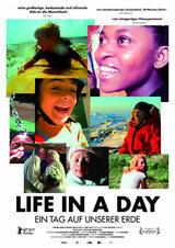 Life in a Day - Ein Tag auf unserer Erde - Poster