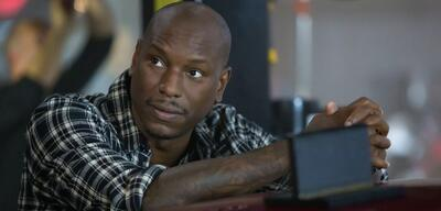 Tyrese Gibson in Fast & Furious 8