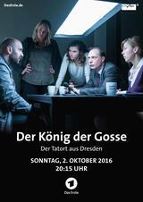 Tatort: Der König der Gosse - Poster
