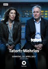 Tatort: Wehrlos - Poster