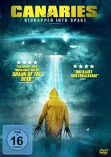 Canaries - Kidnapped Into Space - Poster