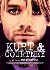 Kurt & Courtney - Poster
