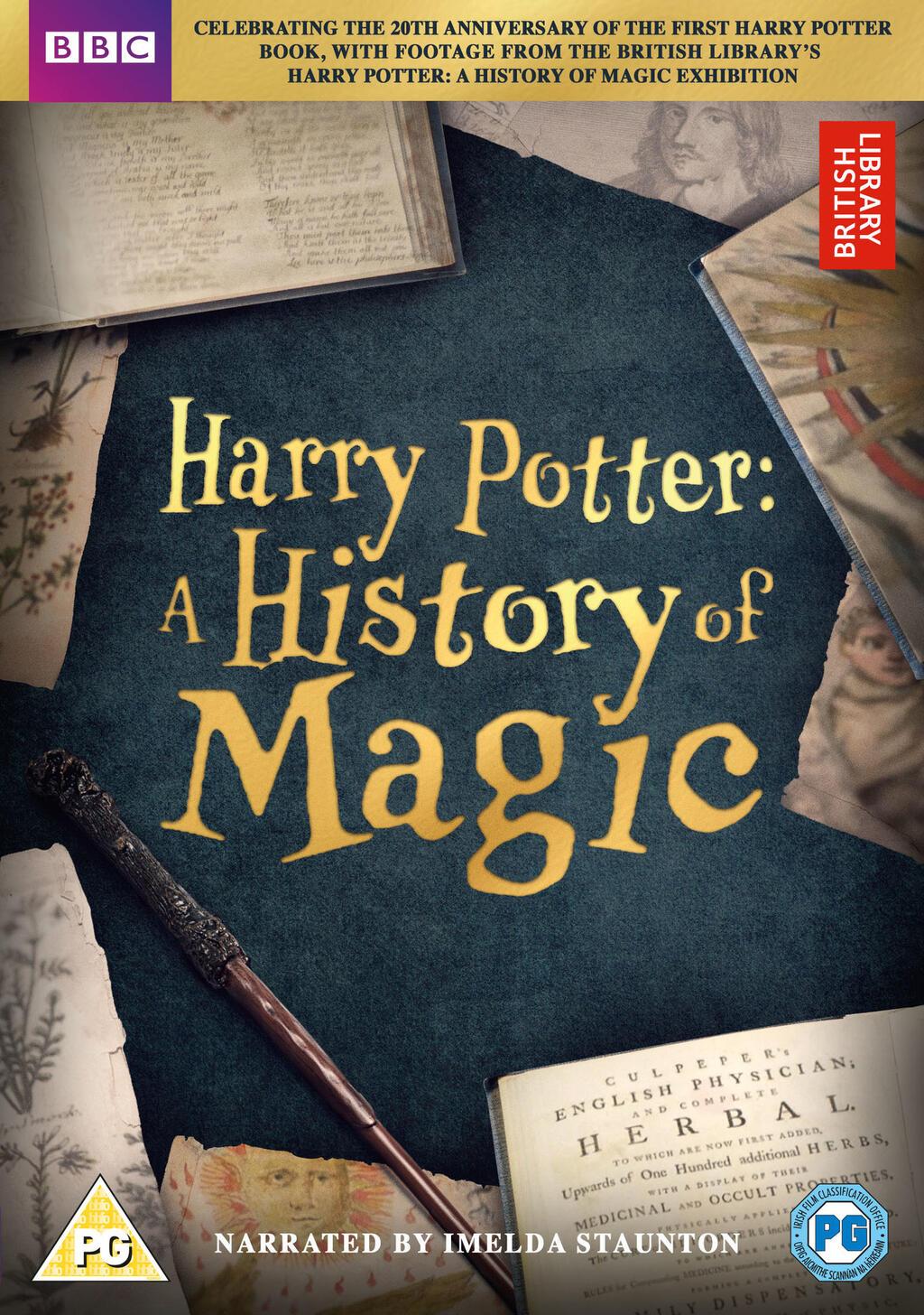 Harry Potter: Eine Geschichte der Magie
