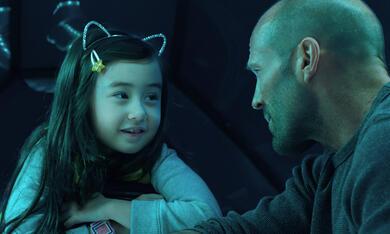 Meg mit Jason Statham und Shuya Sophia Cai - Bild 5