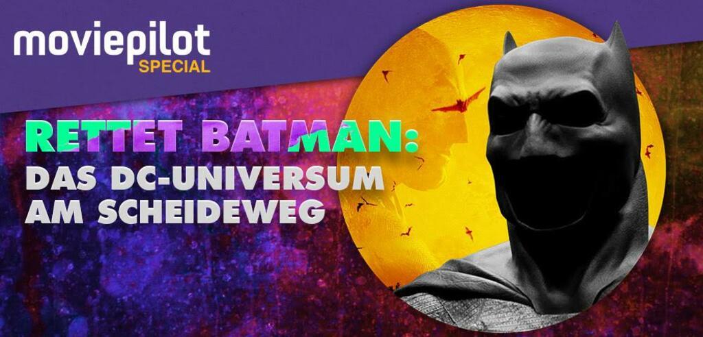 Bild zu Rettet Batman: Das DC-Universum am Scheideweg