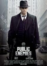 Public Enemies - Poster