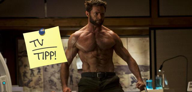 Wolverine: Weg des Kriegers und des Bodybuilders Hugh Jackman