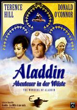 Aladins Abenteuer - Poster