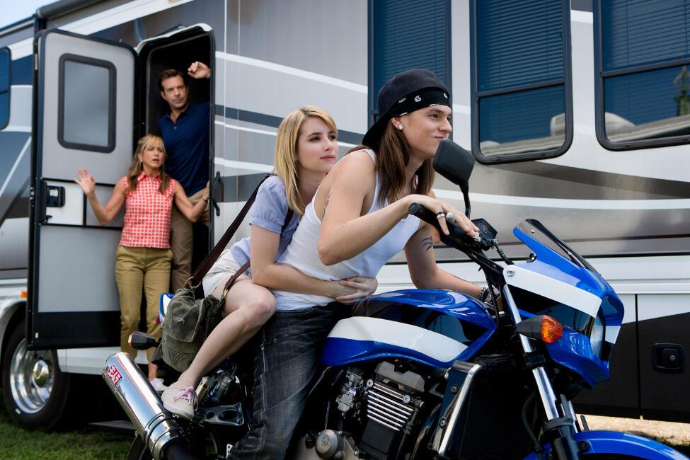 Wir sind die Millers mit Emma Roberts und Jason Sudeikis