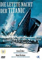 Die letzte Nacht der Titanic - Poster