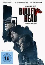 Bullet Head - Poster