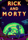 Rick and morty poster 03