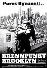French Connection - Brennpunkt Brooklyn - Poster