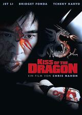 Kiss of the Dragon - Poster