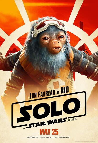 Solo: A Star Wars Story mit Jon Favreau