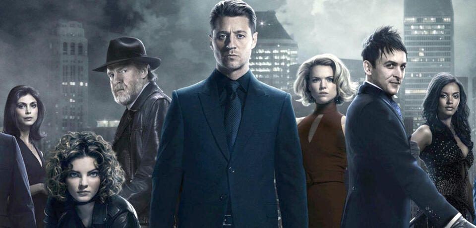 Gotham Staffel 4 Dvd