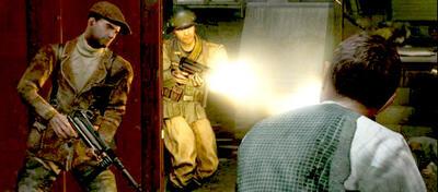Szene aus Wolfenstein von 2009