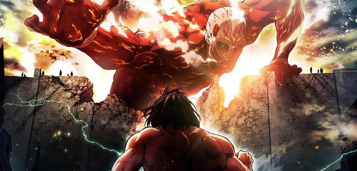 Attack On Titan Staffel 2 Folge 4