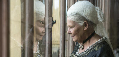 Judi Dench in Victoria & Abdul