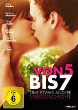 Von 5 bis 7 - Eine etwas andere Liebesgeschichte - Poster