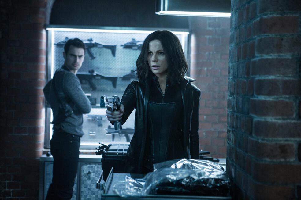 Underworld 5: Blood Wars mit Kate Beckinsale und Theo James