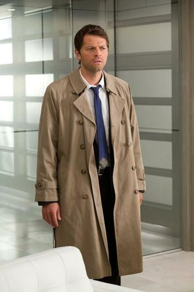 Staffel 8 mit Misha Collins