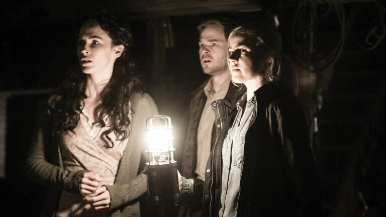 Devil's Gate mit Shawn Ashmore, Bridget Regan und Amanda Schull