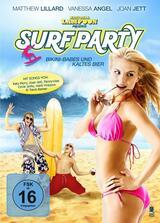 Surf Party - Bikini-Babes und kaltes Bier - Poster