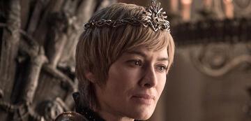 Wird Cersei einfach auf dem Eisernen Thron sitzen bleiben?