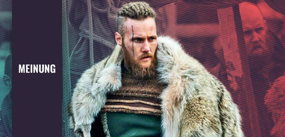 Vikings mit Jordan Patrick Smith als Ubbe