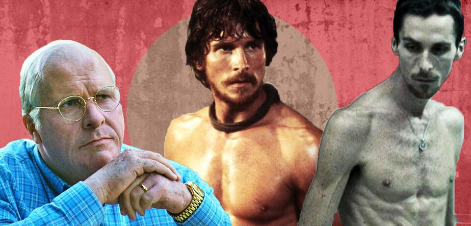 Zum 45 Geburtstag Christian Bale Das Chamäleon Unter Den