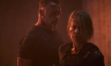 Terminator 6: Dark Fate mit Arnold Schwarzenegger und Linda Hamilton - Bild 1