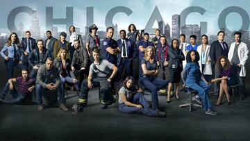Chicago Fire x Chicago P.D. x Chicago Med